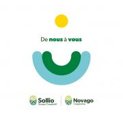 Novago Coopérative remet 55 000$ en denrées alimentaires