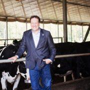 Pierre Lampron – Président des Producteurs laitiers du Canada